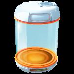 Orange Incubator
