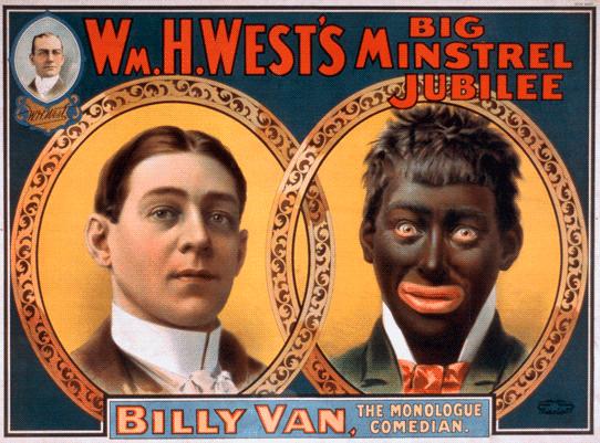 Репродукция постера Вильяма Веста