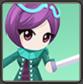 Aya the Lightning Violet