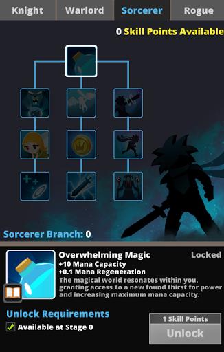 Sorcerer branch