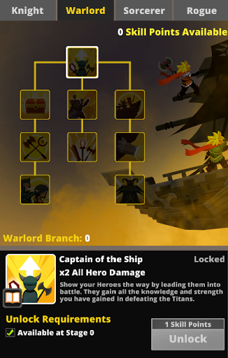 Warlord branch